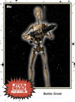 Battle Droid - Base Series 4 - Rebels