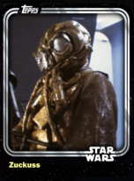 Zuckuss - Bounty Hunter - Base Series 1