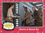 Mission to Rescue Rey - Journey to the Rise of Skywalker - Base - Hope