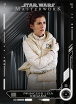 Princess Leia Organa - Star Wars: Masterwork - Base