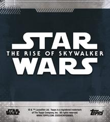 Star Wars: The Rise of Skywalker Series 1 Base