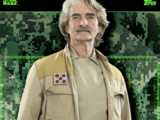 General Pitt Onoran - Star Wars: Rogue One - Leaders of the Rebellion