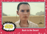 Back to the Desert - Journey to the Rise of Skywalker - Base