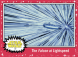 The Falcon at Lightspeed - Journey to the Rise of Skywalker - Base
