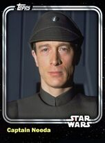 Captain Needa - Imperial Officer - Base Series 1