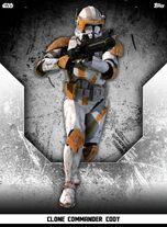 Clone Commander Cody - Rank & File