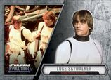 Luke Skywalker - Stormtrooper Disguise - Evolution