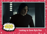 Looking to Save Kylo Ren - Journey to the Rise of Skywalker - Base - Hope