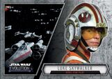 Luke Skywalker - Rebel Star Pilot - Evolution