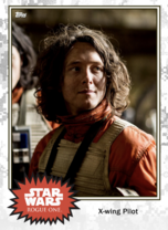 X-wing Pilot - Base Series 4