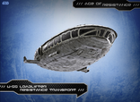 U-55 Loadlifter Resistance Transport - Ships & Vehicles: Age of Resistance