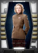 Commander D'Acy - 2020 Base Series 2