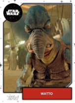 Watto - 2019 Base Series
