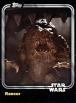 Rancor - Creature - Base Series 1