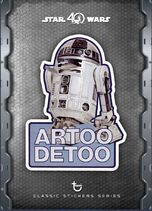 09 (Artoo Detoo) - Classic Sticker Series