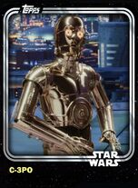 C-3PO - Galactic Republic - Base Series 1