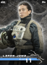 Laren Joma (Blue 11) - Star Wars: Rogue One - Standing By