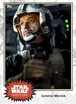 General Merrick - Base Series 4