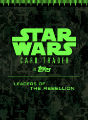 Star Wars: Rogue One - Leaders of the Rebellion
