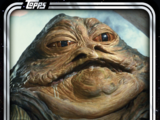 Jabba the Hutt - Gangster - Base Series 1