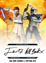 Obi-Wan Kenobi & Captain Rex - Rank & File