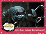 Kylo Ren's Helmet, Reconstructed - Journey to the Rise of Skywalker - Base