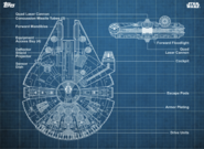 MillenniumFalcon-Blueprints-front