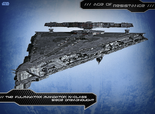The Fulminatrix Mandator IV-Class Siege Dreadnought - Ships & Vehicles: Age of Resistance