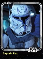 Captain Rex - Clone Captain - Base Series 1