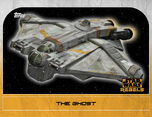 The Ghost - Star Wars Rebels: Retro