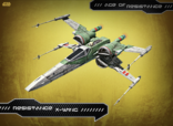 Resistance X-wing - Ships & Vehicles: Age of Resistance