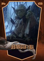 Jedi Master Yoda - Locations - Dagobah