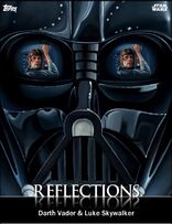 Darth Vader & Luke Skywalker - Reflections