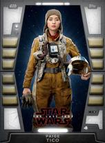 Paige Tico - 2020 Base Series 2