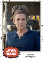 General Leia Organa (blue outfit) - Base Series 4