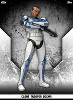 Clone Trooper Dogma - Rank & File (No Helmet)