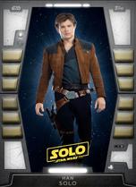 Han Solo - 2020 Base Series