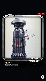 FX-7 - Medical Droid - Base Series 1