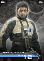 Paril Ritta (Blue 12) - Star Wars: Rogue One - Standing By