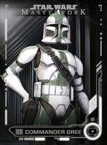Commander Gree - Star Wars: Masterwork - Base