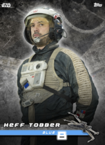 Heff Tobber (Blue 8) - Star Wars: Rogue One - Standing By