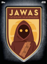 Jawas - Digital Patches
