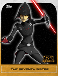 The Seventh Sister 2 - Star Wars Rebels: Retro