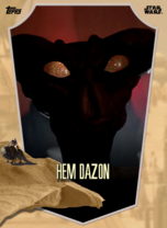 Hem Dazon - Locations - Mos Eisley