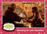 Searching for Luke Skywalker - Journey to the Rise of Skywalker - Base - Hope