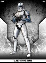 Clone Trooper Denal - Rank & File