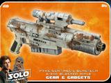 Pyke Sentinel's BlasTech A-300 Blaster Rifle - Solo: A Star Wars Story - Gear & Gadgets