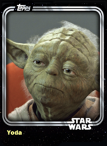 Yoda - Jedi Council - Base Series 1