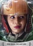 Tallie Lintra - Topps' Women of Star Wars