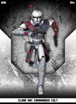 Clone ARC Commander Colt - Rank & File